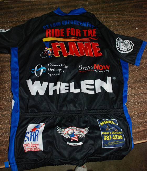 2011 Ride Jersey Back